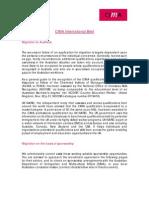 CIMA International Brief for Migration to Australia