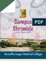 Muzaffarnagar Medical College Magazine