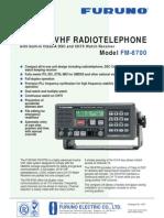 FM8700 Brochure