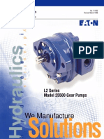 Eaton Gear Pumps