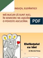 Elefantelul Cu Idei