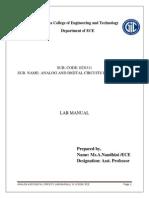 EC I Lab Manual 1 1-Libre