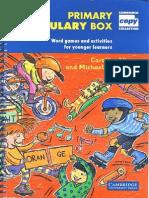 Primary Vocabulary