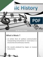 History of Music (2)