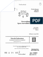 Proceedings of the Space Surveillance Workshop_Volume 1.pdf