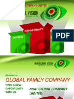 MGH GLOBAL INDIA BUSINESS PLAN (UPDATED)