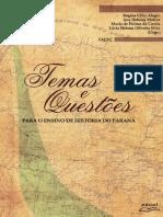 Temas e Questões Para o Ensino de História Do Paraná Eduel