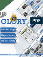 Newsletter - Glory1 - 2014