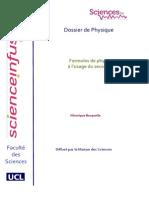 Formulaire de Physique-1