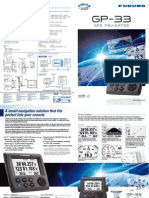 GP33 Brochure