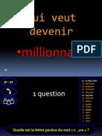Devenir Millionnaire