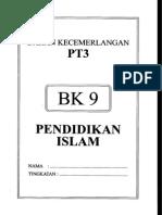 Bahan Kecemerlangan 9 (Peperiksaan Percubaan) PT3 Negeri Terengganu