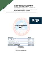 Informe Final - AmpFi