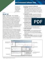 Integrated Development Environment Software Tools