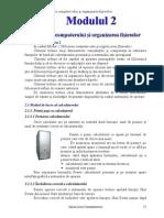 Modulul 2 - Utilizarea Computerului Si Organizarea Fisierelor