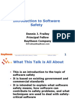 Software Satefy