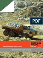 ZAMBEZI PORTLAND CEMENT - Business Focus Africa