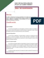 Sistema de Suspensión