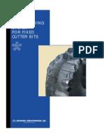 Dull Grading Fixed Cutter Bit