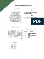 Esquema Elétrico - Gol g1 - Mecanismo Elétrico de Acionament