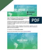 Desafio Inovação Suécia-Brasil