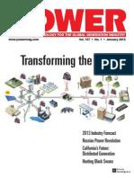 Power Magazin January 2013