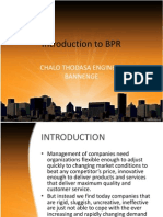 Introduction to BPR