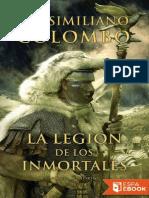 La Legion de Los Inmortales - Massimiliano Colombo