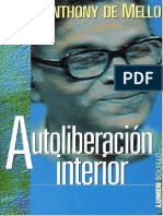 Anthony de Mello - Autoliberacion Interior