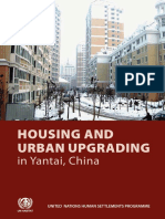 Housing and Urban Upgrading in Yantai, China
