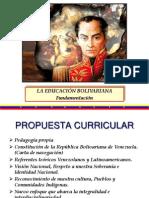 Educacion Bolivariana
