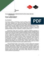 Ds-metod Komp Politike (1)