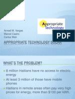 appropriate technology solar pitch presentation  v3