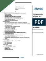 Atmel 2486 8 Bit Avr Microcontroller Atmega8 l Datasheet