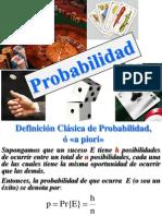 Teoría - Probabilidad