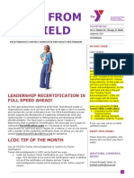 News From the Field September 2014