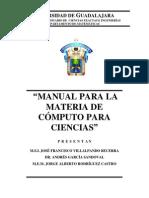 Manual Cómputo Para Ciencias