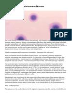 Mycoplasma and Autoimmune Disease