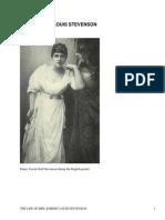 The Life of Mrs. Robert Louis Stevenson by Sanchez, Nellie Van de Grift, 1856-1935
