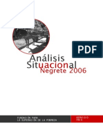 Analisis Situacional de Negrete 2006