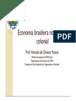 Econom i a Colonial