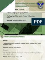 Lenguaje, Lengua y Habla.pdf