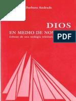 Andrade, B.,_Dios en Medio de Nosotros_Ed. Secretariado Trinitario, Salamanca, 1999..pdf