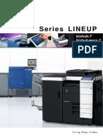 Lineup Catalog e