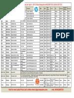 HP All Desktop Pricelist