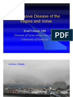 Preinvasive Disease of Vagina and Vulva