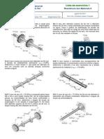 Lista de Exercícios 1 RES MAT - 2014-2