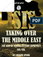 ISIS Taking Over the Middle East