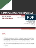 Sustentabilidade Em Urbanismo-paris Rive Gauche