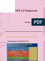 ASP.net 3.5 Framework